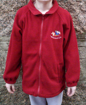 child fleece