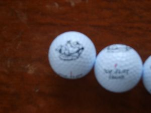 Golf Balls With Logo